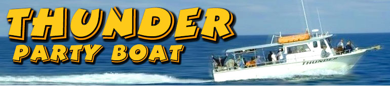 THUNDER Party Boat :: Hernando Beach, Florida (FL)